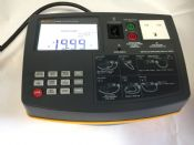 Fluke 6200-2 PAT Tester, 12 Months Calibration, PAT Test kit.